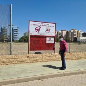 Cs reclama la mejora del campo de béisbol de la Vega antes de que se vuelva a permitir el uso de instalaciones deportivas