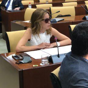 """Mercedes López: """"En Ciudadanos trabajamos con anticipación, planificación y consenso para un inicio de curso seguro"""""""