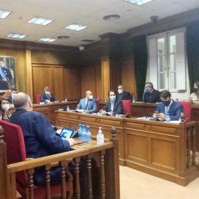 Cs impulsa la lucha contra el transfuguismo desde la Diputación y reclama agilizar el Plan de Reforestación 2020-23 para la provincia