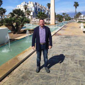 Unanimidad en la iniciativa presentada por Cs Roquetas de Mar para rotular pictogramas en pasos de peatones del municipio