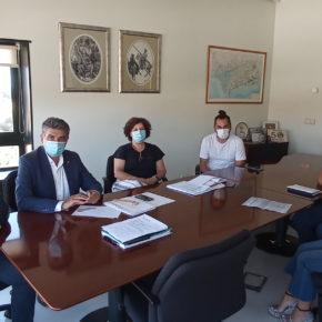 Cazorla (Cs) pide al alcalde agilizar la cesión del terreno en El Toyo para construir un nuevo colegio