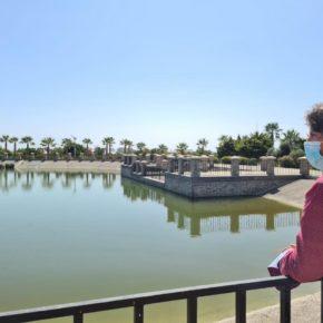 Ciudadanos reclama un plan integral para potenciar el Parque del Andarax