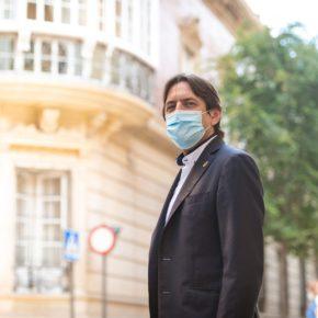 """Burgos: """"Los 50 millones de euros que destinará la Junta a pymes industriales demuestra el compromiso de Cs con el tejido productivo de Almería"""""""