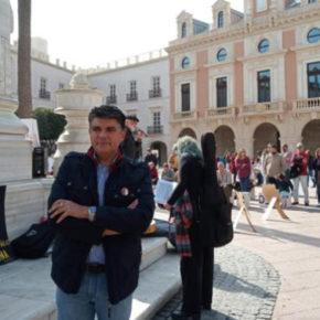 OPINION Miguel Cazorla: Disparates, tribunales y muletillas en la Plaza Vieja
