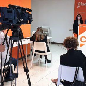 """Rafa Burgos: """"Los presupuestos que trae Ciudadanos a Almería son los que necesita nuestra provincia para salir de esta crisis"""""""