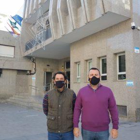 """Pepe Montoya: """"Hemos pedido al Ayuntamiento de Roquetas de Mar que actualice el precio/hora del servicio de ayuda a domicilio"""""""