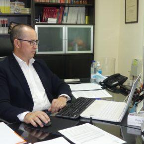 """Vargas: """"El equipo de Gobierno se niega a ofrecernos información, un problema que ya hemos elevado al Consejo de Transparencia y Protección de Datos de Andalucía"""""""