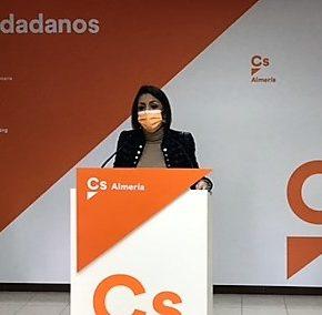 """Marta Bosquet: """"La ayuda de 46 millones de euros a pymes impulsada por el Gobierno de la Junta evidencia que Ciudadanos trabaja para evitar la caída de la economía en Andalucía"""""""