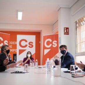 Ciudadanos constituye su Comité Autonómico