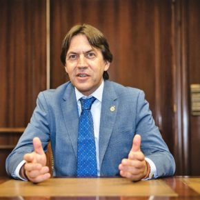 """Burgos: """"Casi 1.000 almerienses trabajan ya con la Iniciativa Aire impulsada por Ciudadanos en la Consejería naranja de Empleo"""""""