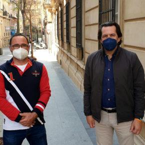 """Ciudadanos Almería tacha de """"caprichosa e irresponsable"""" la actitud del alcalde de Gérgal y espera que el PP """"actúe en consecuencia"""""""