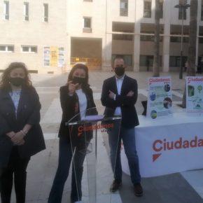 """Padial: """"Ciudadanos propone la instalación de máquinas de reciclaje en El Ejido con incentivos para estimular el comercio"""""""