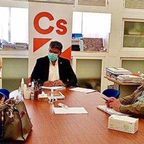 Cs apuesta por implicar al Consejo Social de Almería en el soterramiento para decidir los usos de los suelos liberados