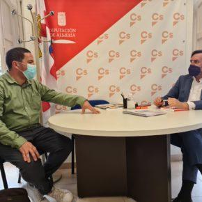 Ciudadanos Almería impulsará la homologación del sendero que une Uleila del Campo, Benizalón y Tahal en la Sierra de los Filabres