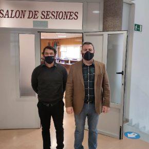 """Montoya: """"La ampliación del CEIP Torrequebrada demuestra que Ciudadanos ofrece soluciones donde gobierna"""""""